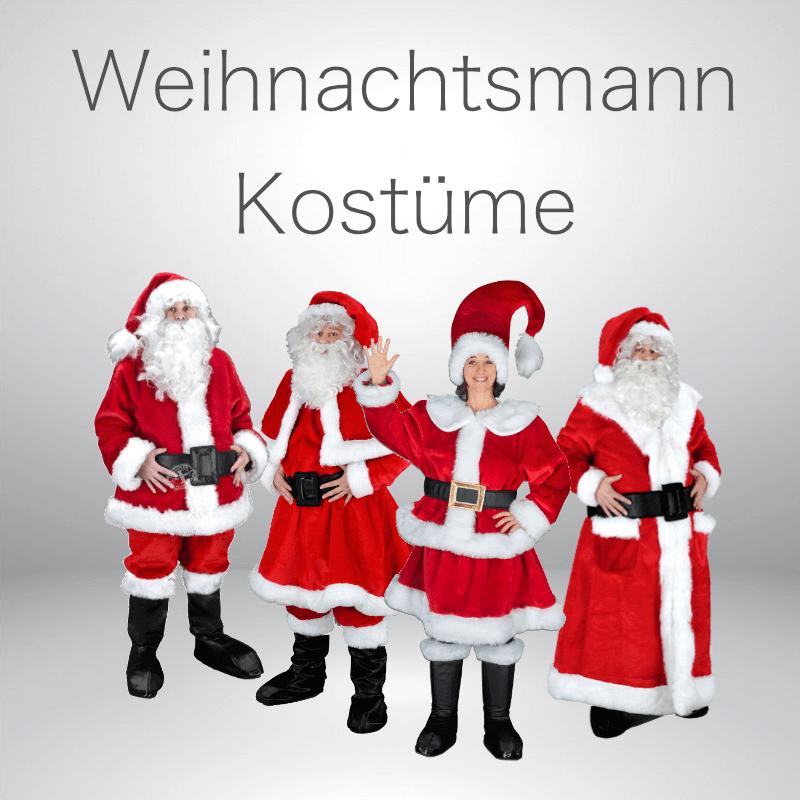 Weihnachtsmann Verkleidung günstig kaufen als Kostüm