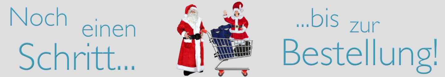 Weihnachtsmann Günstig   Lauffiguren Verkleidung Kostüme